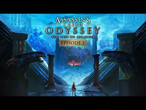 """Assassin's Creed Odyssey - The Fate Of Atlantis DLC - Episode 1: """"Fields Of Elysium"""" (FULL EPISODE)"""