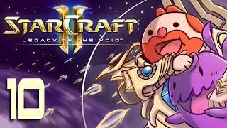 StarCraft II: Legacy of the Void [Part 10] - Brothers in Arms