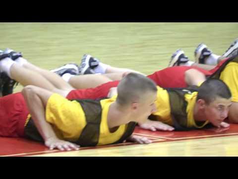 Summer Camp 2017 - Fox Co - King Gym