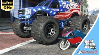 السباق المجنون في قراند 5    Grand Theft Auto V PC