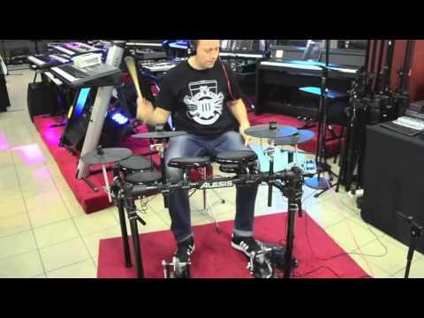 Alesis DM7X Kit Drum Set