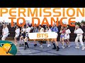 K-POP IN PUBLICONE TAKE BTS 방탄소년단 'Permission to Dance' by ICD FAMILY RUSSIA