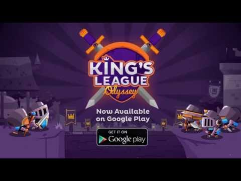 King's League: Odyssey (Android) Trailer