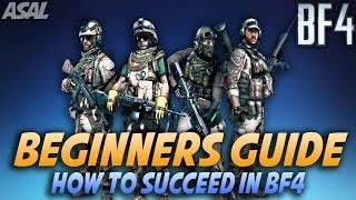 The Beginners Guide To BF4 (Battlefield 4 Commentary/Gameplay)