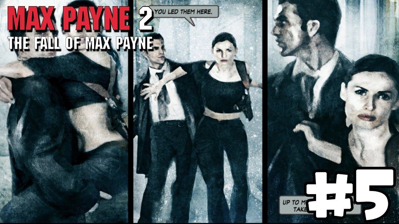 Max Payne 2 5 Max S Hot Temptations Youtube