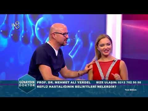 Prof. Dr. Mehmet Ali Yerdel | Reflü | 16.10.2017
