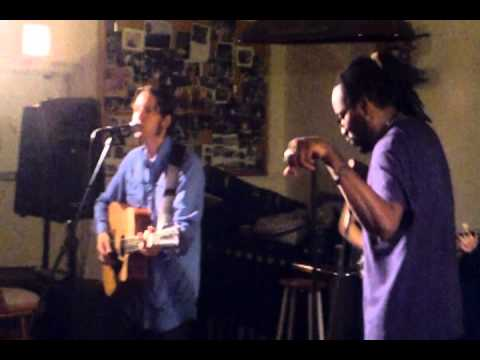 "Gangstagrass Live ""Long Hard Times To Come"" 9-22-12"
