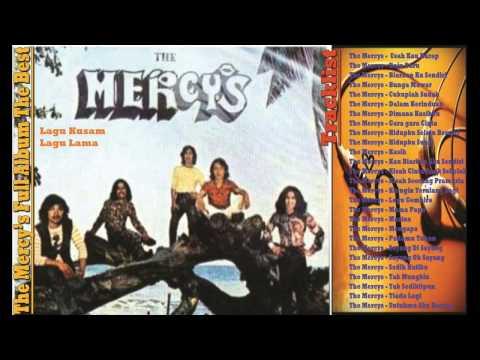 THE MERCY'S BEST SPESIAL ALBUM  (TEMBANG NOSTALGIA INDONESIA)