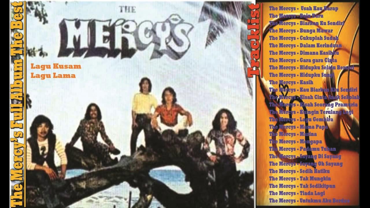 Download THE MERCY'S BEST SPESIAL ALBUM  (TEMBANG NOSTALGIA INDONESIA)