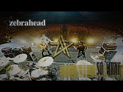 Zebrahead – So What – (Official Video)