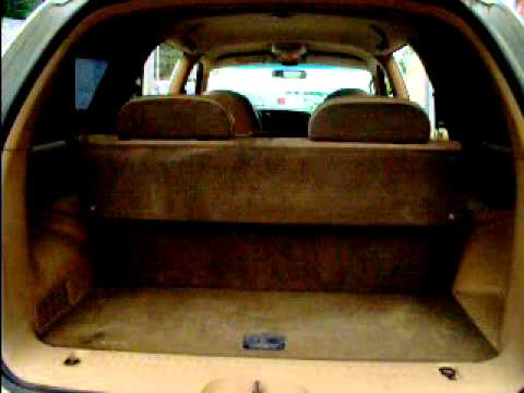 1998 dodge durango slt 4x4 interior youtube. Black Bedroom Furniture Sets. Home Design Ideas
