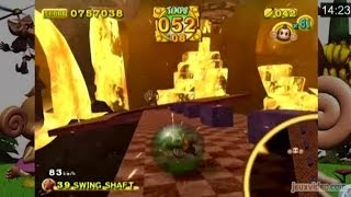 Speed Game - Super Monkey Ball 2 - Any% en compagnie de Banana Master