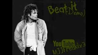 Michael Jackson - Beat it (Demo)