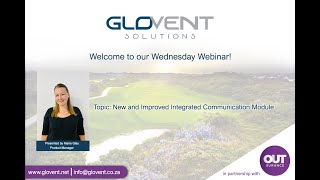 Webinar Wednesdays: NEW Integrated Communication Module
