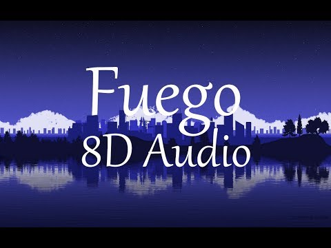 DJ Snake, Sean Paul, Anitta ft. Tainy - Fuego (8D AUDIO)