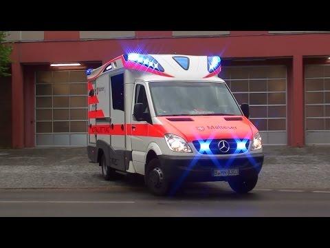 2x RTW MHD Berlin FW Wittenau