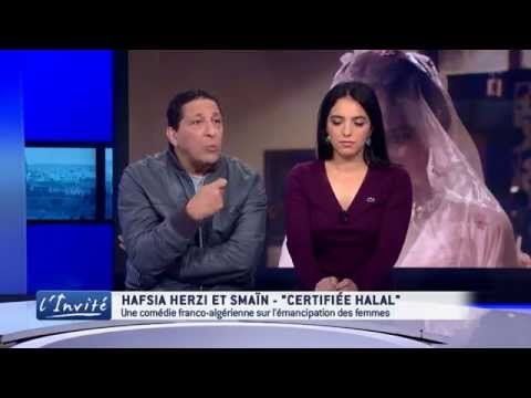 """Smaïn et Hafsia HERZI : """"L'émancipation des algériennes dans une grande comédie"""""""