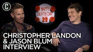 Jason Blum & Christopher Landon Happy Death Day 2U Interview