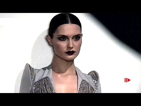GEORGES HOBEIKA Fall Winter 2010 2011 Haute Couture - Fashion Channel