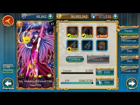 Guía Saint Seiya Zodiac Brave; Eris, Goddess Of Discord (SSE)
