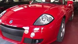 Fiat Barchetta 07/2003 11000 kms Rosso/nero