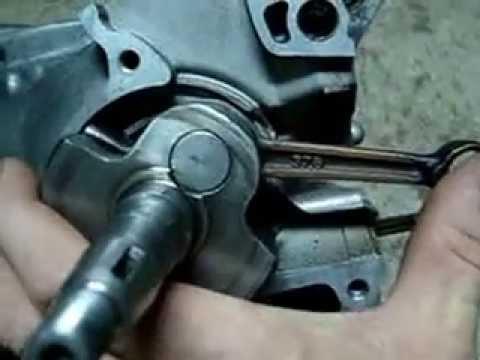 Сборка двигателя Suzuki ZZ inch up sport