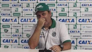 Goiás:  Gilson Kleina elogia atuação esmeraldina no clássico
