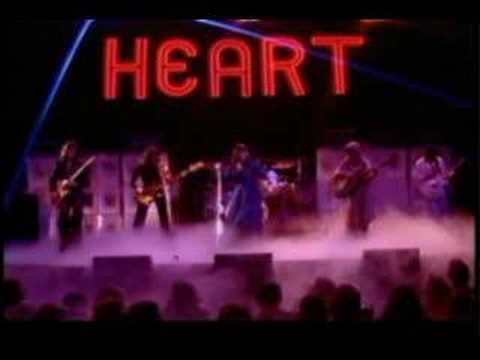 Heart - Magic Man (1977)