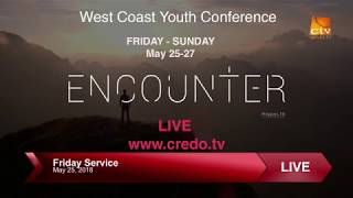 West Coast Youth Conference, Friday Service