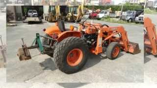 Kubota L275DT Tractor / Agricultural Equipment