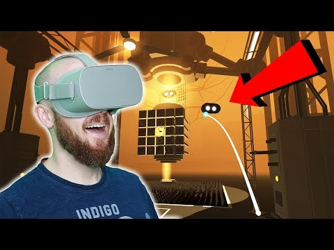 VIRTUAL REALITY INCEPTION!! Virtual Virtual Reality Oculus Go Gameplay