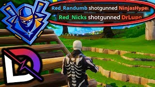 We face off against the BEST FORTNITE BATTLE ROYALE PLAYER IN THE G...