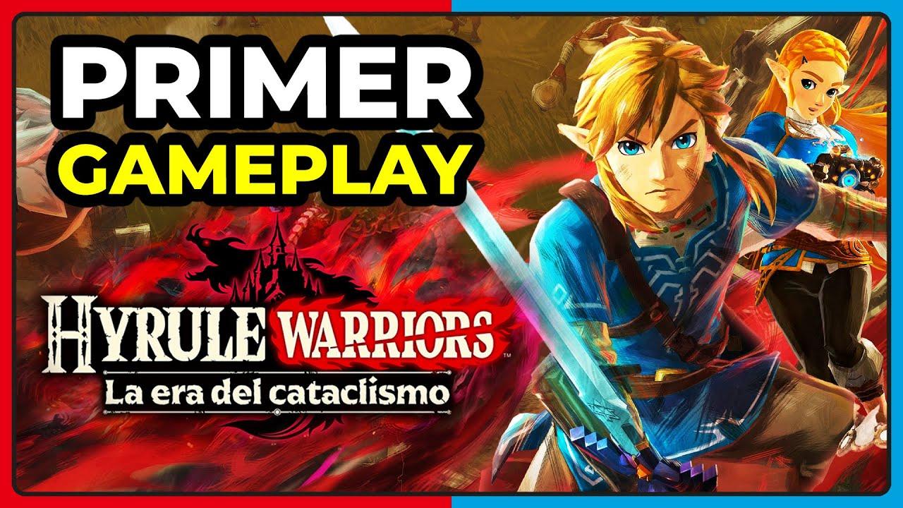 Presentacion Hyrule Warriors El Nuevo Zelda De 2020 Nintendo Switch Youtube