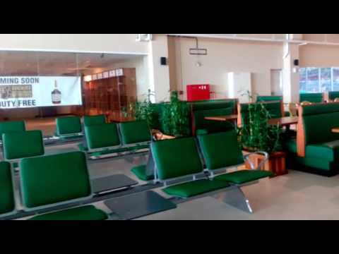 Saint Vincent and the Grenadines airport departure Lounge