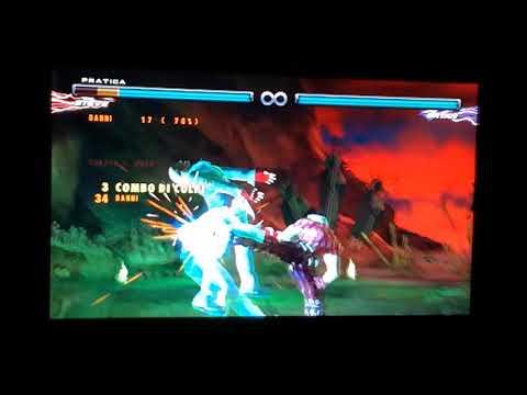 Tekken 5 DR - Bryan Taunt Jet Upper