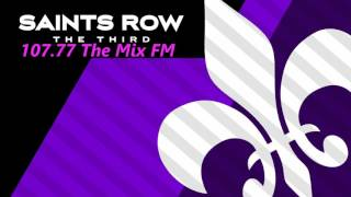 107.77 The Mix FM (Saints Row: The Third)