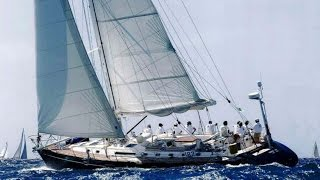Croatia Sailing, Super Summer Storm, Bogey 1 Luxury Sports Yacht
