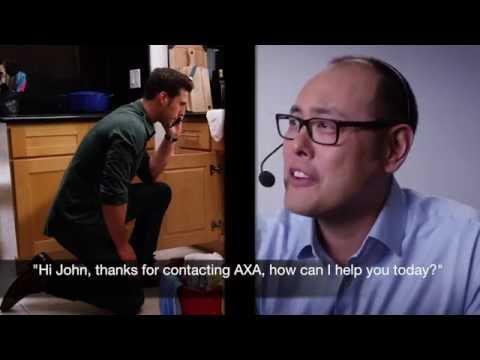 AXA video claims powered by SightCall