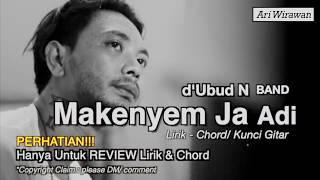 d'Ubud N Band   MEKENYEM JA ADI  (Lirik&Chord)