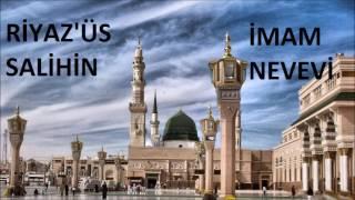 44 Riyaz 39 üs Salihin Hadisler Alimlere ve Büyüklere Saygılı Olmak İmam Nevevi
