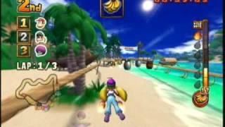Donkey Kong Barrel Blast Review (Wii)