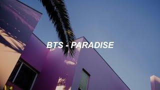 BTS (방탄소년단) 'Paradise' Easy Lyrics