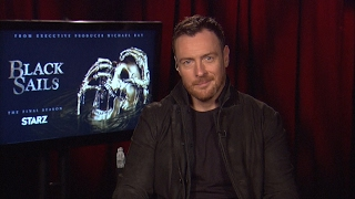 Toby Stephens Interview on The Red Booth w/ Kimberly Q