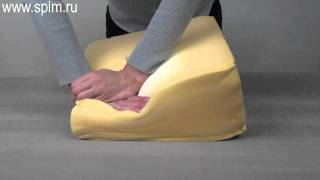 видео Пенополиуретановый матрас
