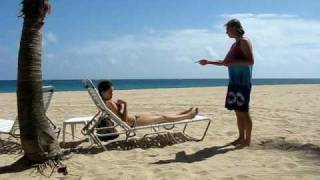 Ocean Park Beach, San Juan, Puerto Rico ()