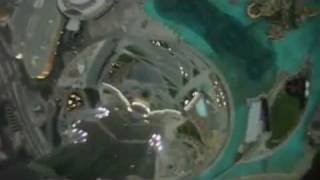 Base Jump Burj Dubai HD