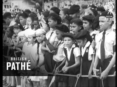 Royal Tour - West Indies (1958)