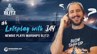 Let's Play with Jay! German Cruiser Tech Line Playthrough!