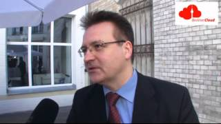 Berliner Cloud Forum: 3 Cloud Fragen an Marius Brzezinski