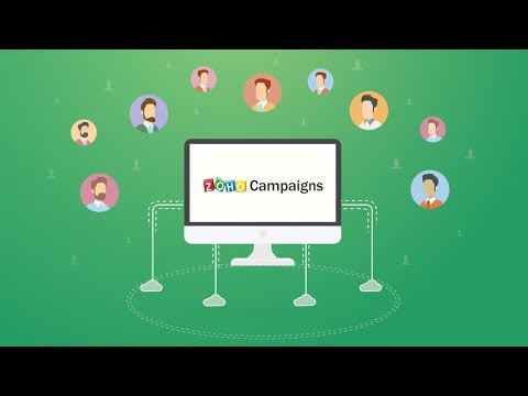 Overview of Zoho Campaigns - an email marketing software that drives sales.